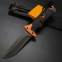G&P Fixed blade survival Knives full series Hunting Camping Survival Knifes and heath Full series knife with Sheath