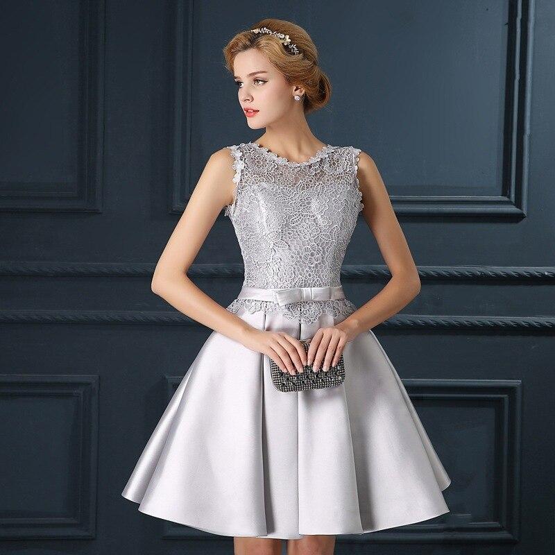 Online Get Cheap Grey Cocktail Dress -Aliexpress.com   Alibaba Group
