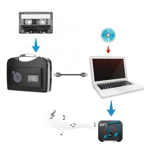 Image 4 - USB Cassette Signal Converter Tape to MP3 Recordings Music Converter Cassette Player Converter