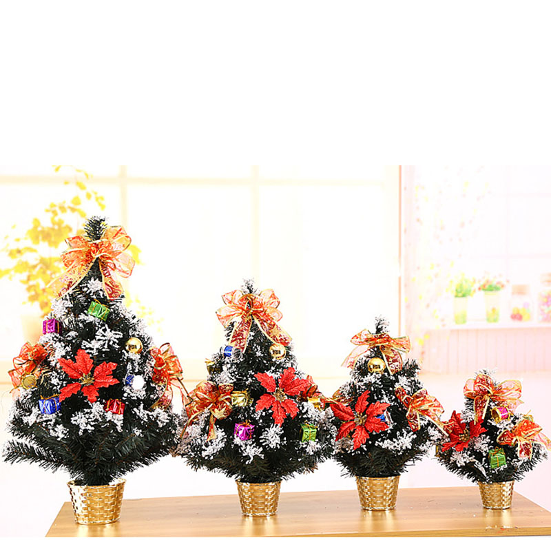 Little christmas tree 2016 artificial wedding party for Christmas home decor 2016