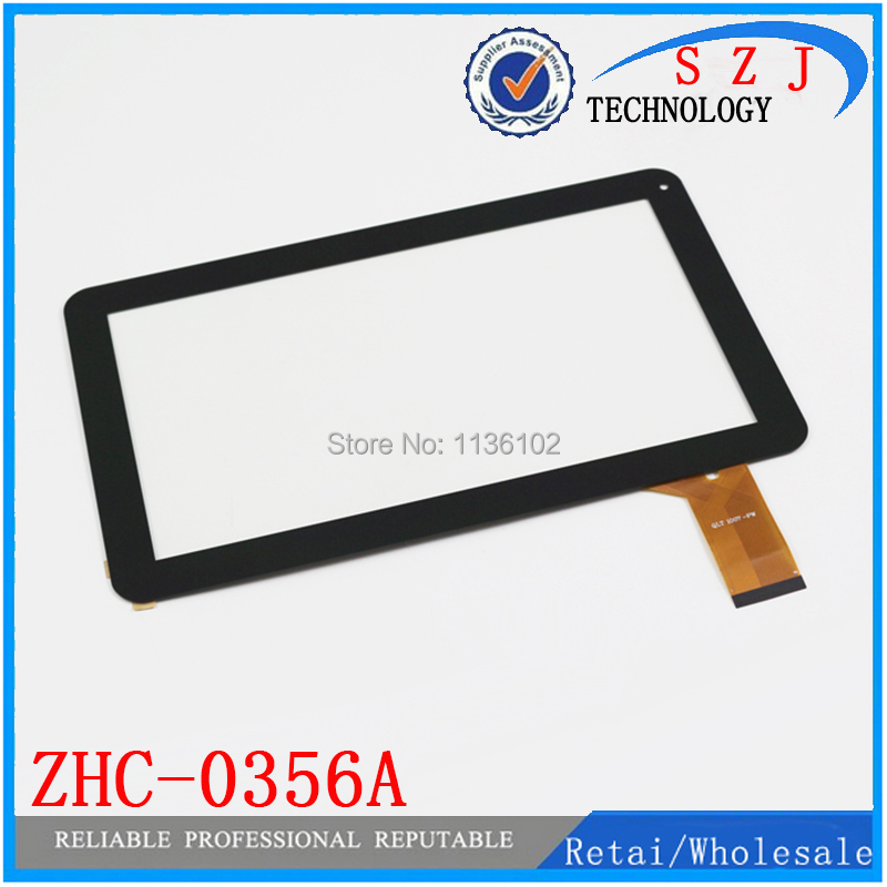 New 10.1 inch Tablet PC ZHC-0356A Capacitive touch screen Touch panel Digitizer Glass Sensor Free Shipping