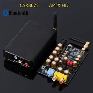 Image 5 - LDAC CSR8675 Bluetooth V5.0 Receiver Decoder Audio Board PCM5102 DAC Audio Decoding With Antenna 24BIT