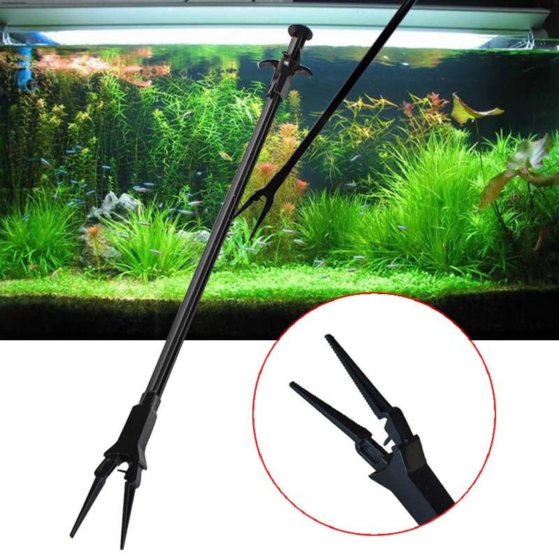50 см аквариумные водоросли растения зажим аквариум инструмент для очистки пинчирователи