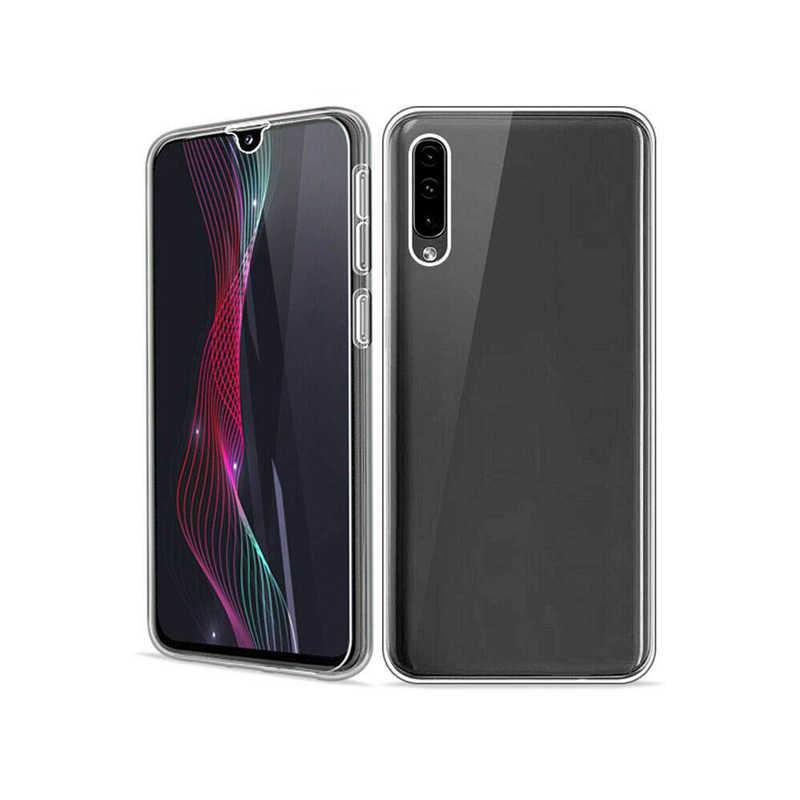 Всего тела 360 чехол для телефона для samsung Galaxy S10 плюс S9 S8 S7 A5 A6 A8 J4 J6 2019 A10 A30 A40 A50 A70 M10 M20 чехол из силикона и термополиуретана
