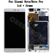 5 7 For font b Xiaomi b font MI Note MI Note LTE LCD Display Touch