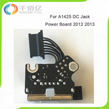 Original A1425 DC Jack Power Board for MacBook Pro 13″ Retina Charge Port 820-3248-A 2012-2013 Year