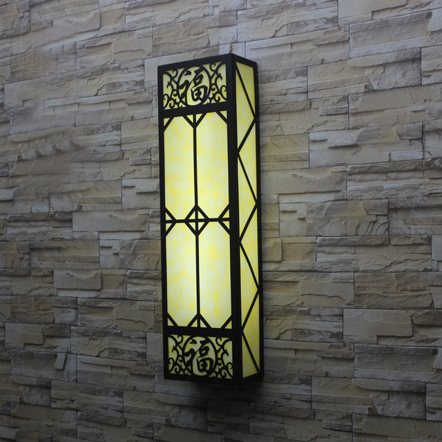 Wall Mounted Outdoor Light Porch Sconce Lamps Modern Outside Garden Lighting