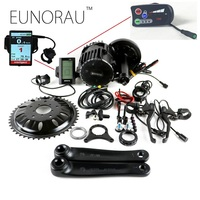 48V1000W 8fun Mid Drive Motor Kits For Electric Snow Bike