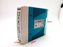 CE high quality small size 10W 24V 0.42A power supply din rail made in china factory