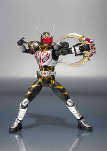 "Image 3 - ญี่ปุ่น Kamen ""Masked Rider Blade"" Original BANDAI Tamashii Nations SHF/S. h. figuarts ของเล่น Action Figure   Chalice"