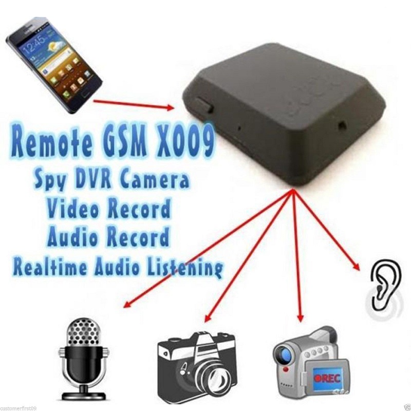 Best X009 Mini Camera Monitor Video Recorder SOS GPS DV GSM Micro Camera 850/900/1800/1900MHz mini quad band pet personal gsm gprs gps tracker with sos button 850 900 1800 1900mhz