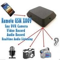 Best X009 Mini Camera Monitor Video Recorder SOS GPS DV GSM Micro Camera 850/900/1800/1900MHz