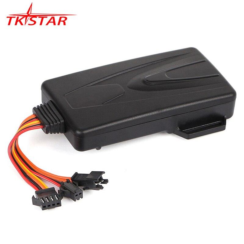 3G GPS Tracker voiture suivi localisateur coupé carburant voix moniteur GPS voiture Tracker en temps réel dispositif de suivi alarme de choc APP gratuite