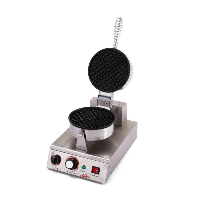 Stainless Steel Electric Eggs cake Iron oven QQ Waffle Maker Muffin lattice baking machine Breakfast grill 1200W EU US plugStainless Steel Electric Eggs cake Iron oven QQ Waffle Maker Muffin lattice baking machine Breakfast grill 1200W EU US plug