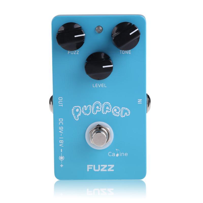 CP-11 Guitar Digital Delay Pedal Puffer FUZZ Guitar Effects Guitar Digital Delay Pedal Effect Compressor цены онлайн