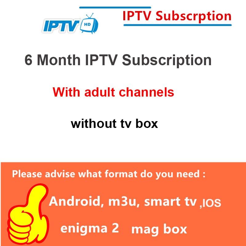 US $12 41 31% OFF French Israel IPTV SCANDINAVIA Sweden Norway Spain  Portugal Italy Croatia Brazil HK1 Mini Android IPTV Box Smart M3U Enigma2  Mag-in