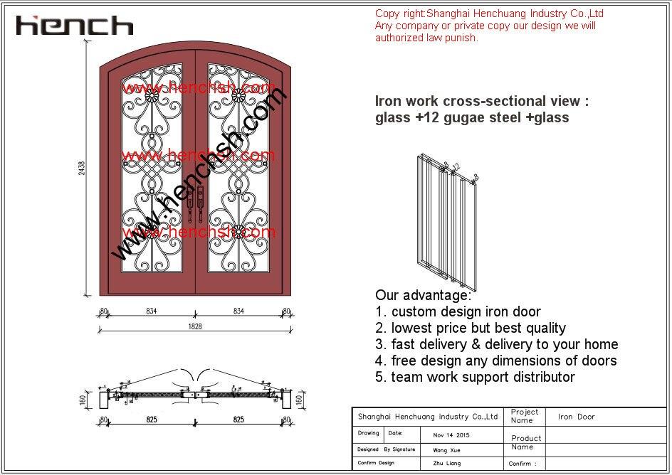 Home  Door Designs Steel Entry Doors With Transom External Double Doors