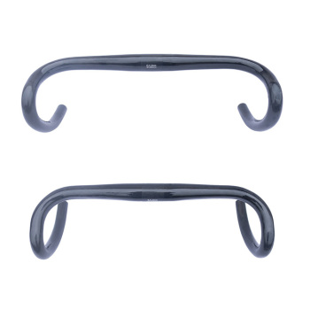 free shipping Carbon Road Handlebar bike bent bar carbon road bicycle handlebar 31.8mm* 400 420 440mm matte black