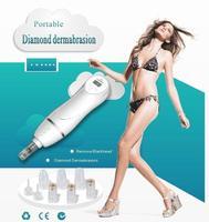 2016 Newest High Quality Handy Handheld Mini Diamond Peeling Microdermabrasion Skin Care Diamond Dermabrasion Beauty Machine