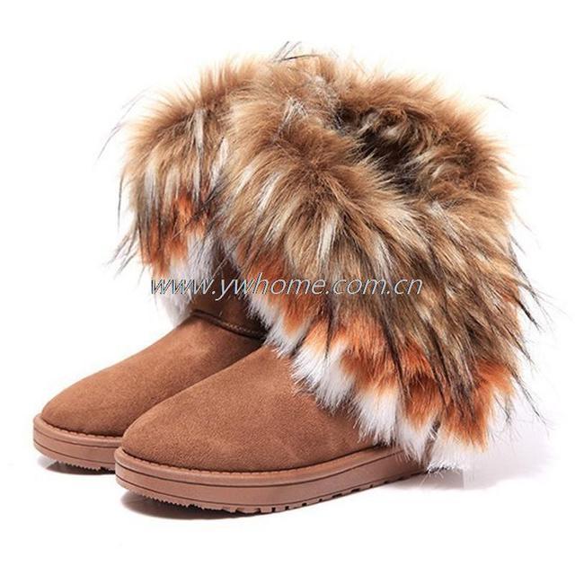Damen Winter Schnee Stiefel Stiefeletten Warm Stiefel Schuhe AlK9adZ