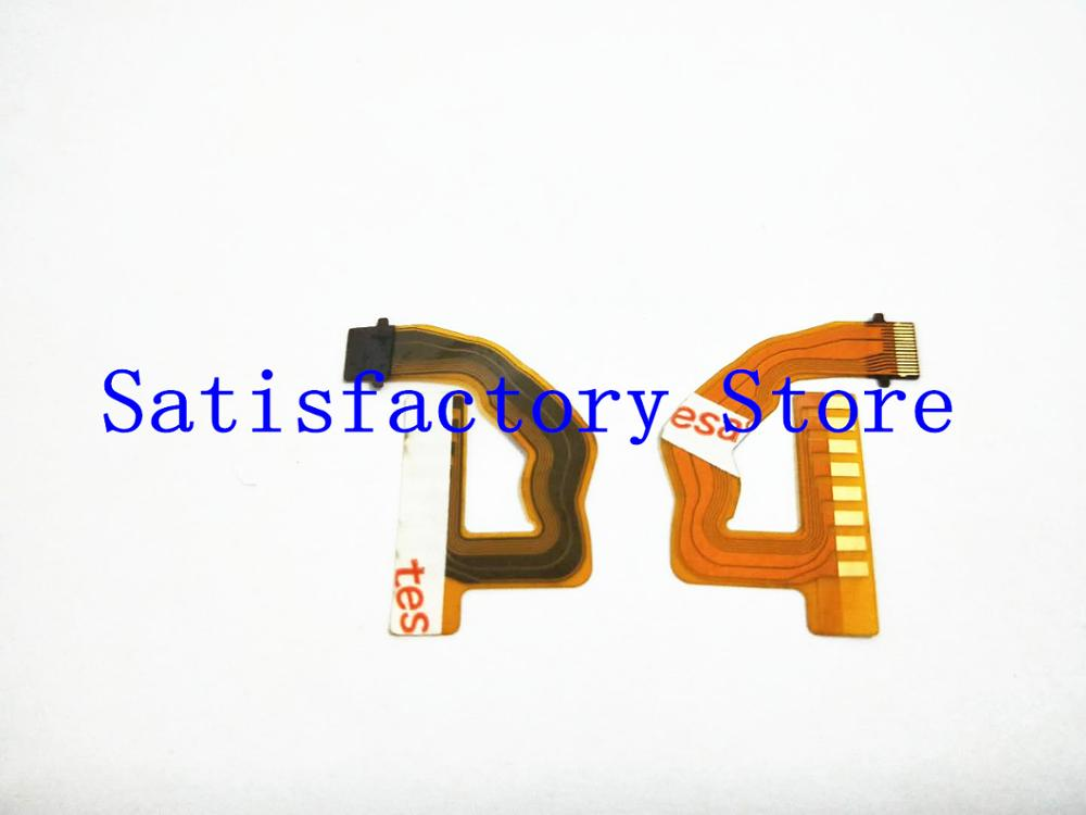 2PCS/NEW Bayonet Mount Contactor Flex Cable For Nikon AF-S DX Nikkor 18-55mm 18-55 Mm VR II Repair Part (Gen2)