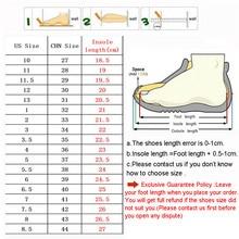 Taille 26-44 Enfants Lumineux Sneakers pour Filles Garçons chaussures avec La Lumière chaussures led avec Fleur baskets rougeoyantes