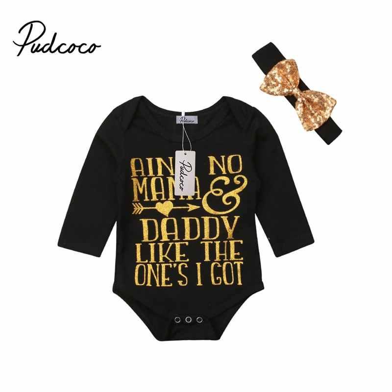 Боди с длинными рукавами для новорожденных; Одежда для маленьких девочек; костюм для мальчиков; Черная хлопковая одежда; детская одежда для младенцев