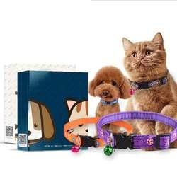 Лидер продаж домашние животные Собака Кошка вредителей блох Управление отклонить ошейники анти-блошиный Твердые шею воротник