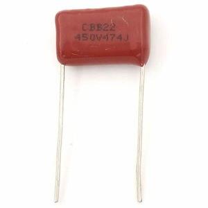 Image 5 - MCIGICM 1000 pcs 470nF 474 450V CBB Polypropylene film capacitor pitch 15mm 474 470nF 450V
