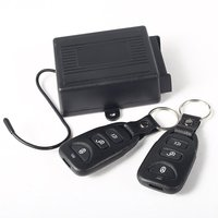 Universal Car Remote Central Kit Door Lock Locking Vehicle Keyless Entry System Electric Remote Controllers