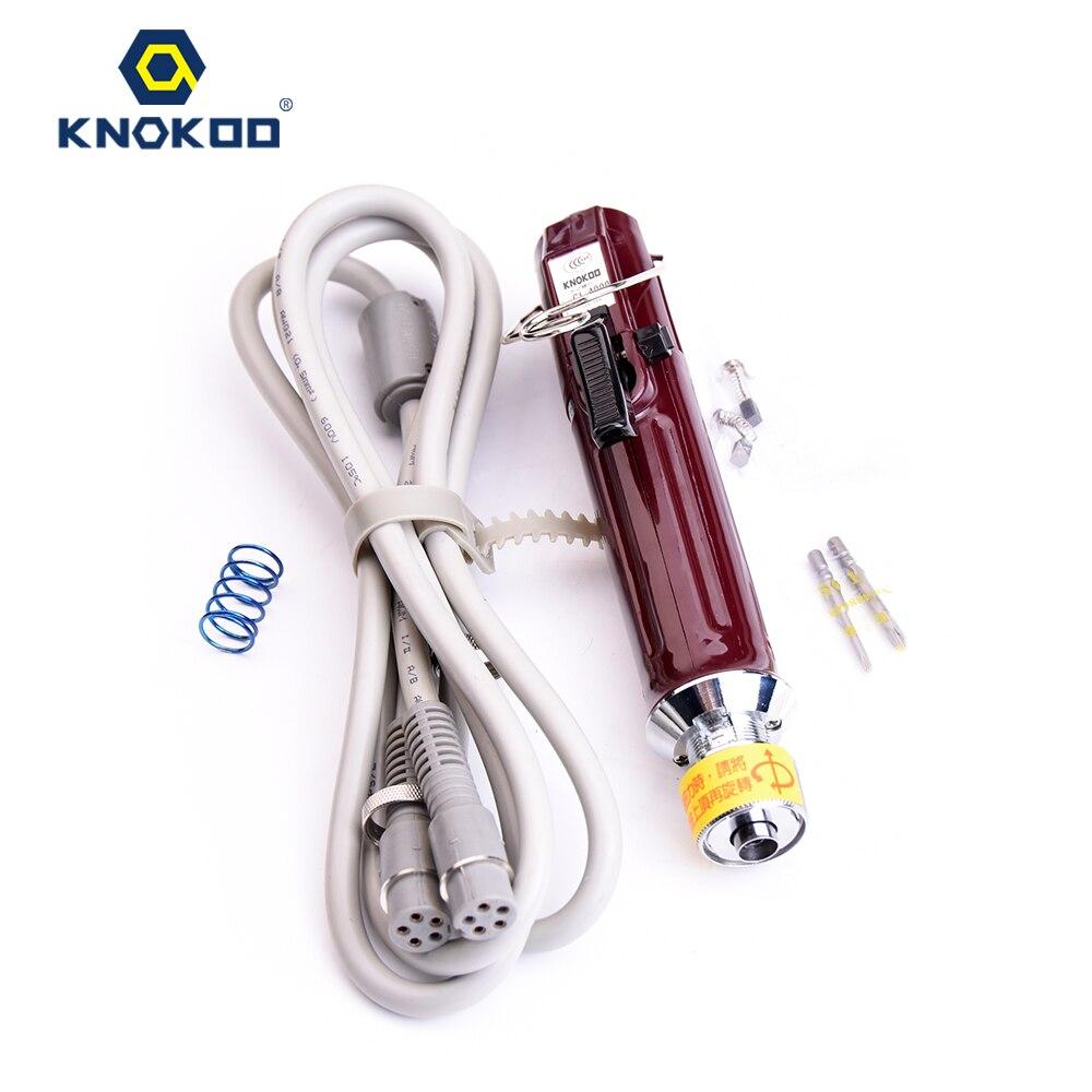 KNOKOO Précision Tournevis CL-4000 électronique tournevis (H4 peu, 1/4 HEX)