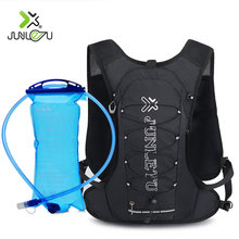 Outdoor Camping Hiking Cycling Backpack Bicycle Bag 12L Waterproof Breathable Riding Water Bag Hydration Backpack Bike Bag