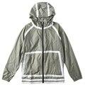 2016 Мужчины Куртка Осень Светоотражающие Водонепроницаемая Куртка Мужчины Пальто Тенденция Slim Fit Известный Chaqueta J039