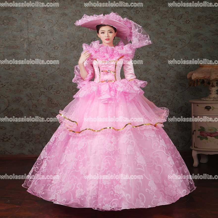959ed22970114 US $118.0 |HOT!! Global FreeShipping 18th Century Marie Antoinette Belle  Dress Rococo Princess Prom Gowns-in Dresses from Women's Clothing on ...
