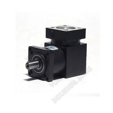 Right Angled Planetary Speed Reducer 36 :1 Gearbox 90degree Angle Reversing Corner 8mm 6mm Input for NEMA23 57mm Stepper Motor 57mm planetary gearbox geared stepper motor ratio 10 1 nema23 l 56mm 3a