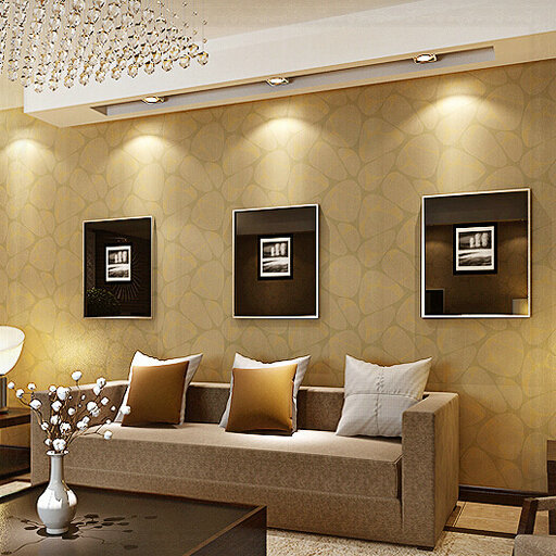 Modern 3D Stone Wallpaper For Living Room Bedroom Yellow/Pink/White/Blue  Damask Wall Paper Roll Wallcoverings Papel De Parede 3d In Wallpapers From  Home ...