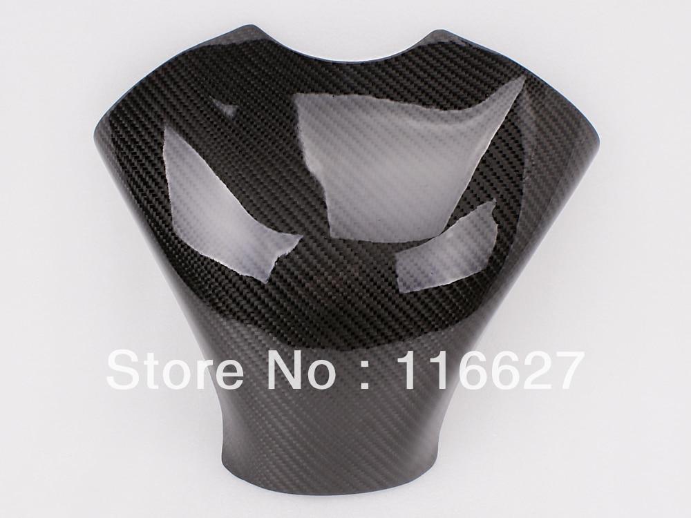 Бесплатная доставка углеродного волокна топливного газа бака протектор Pad щит для Kawasaki запросу zx6r 636 2007-2008