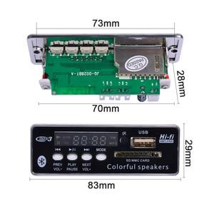 Image 3 - AIYIMA Bluetooth MP3 デコーダボードオーディオモジュール WMA WAV USB SD デコード FM Aux ラジオ用 Diy