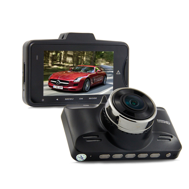 Car DVR Camera DVRs Ambarella A7 GS98C 1296P 178 Degree 5.0MP Sensor Camcorder  Video Recorder With GPS Tracker Dash cam 8270