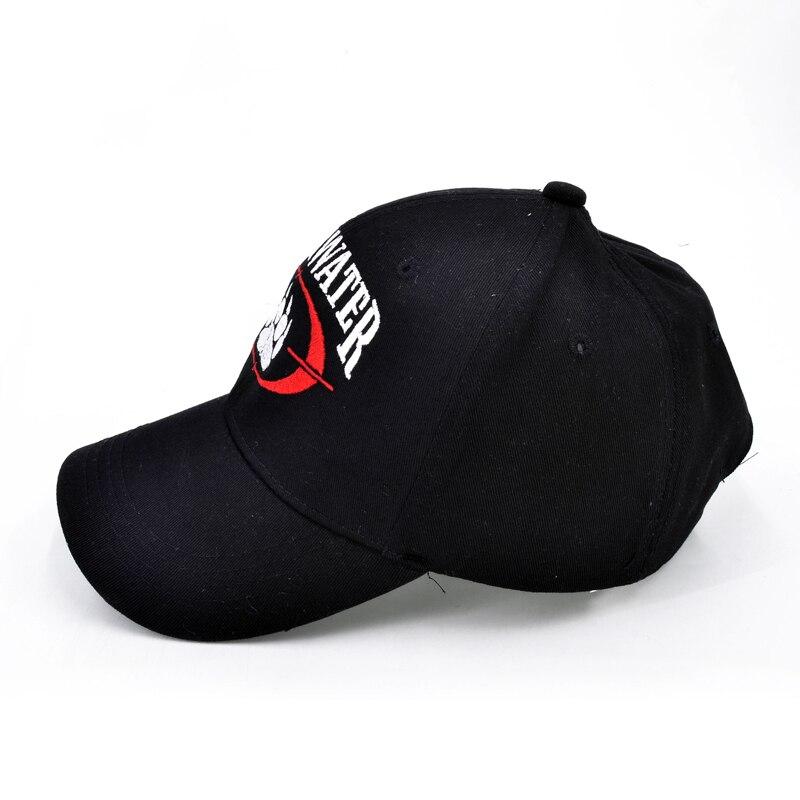 3a79187309f43 Americano Blackwater sombreros para hombre gorras de béisbol cerrado  Snapback de gorra de béisbol carta negro ejército de agua tapa en Gorras de  béisbol de ...