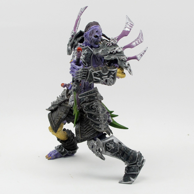 WOW WORLD DC3 UNDEAD ROGUE SKEEVE SORROWBLADE ACTION FIGURE TOY GIFT Anime Figure Collectible Model Toy 2
