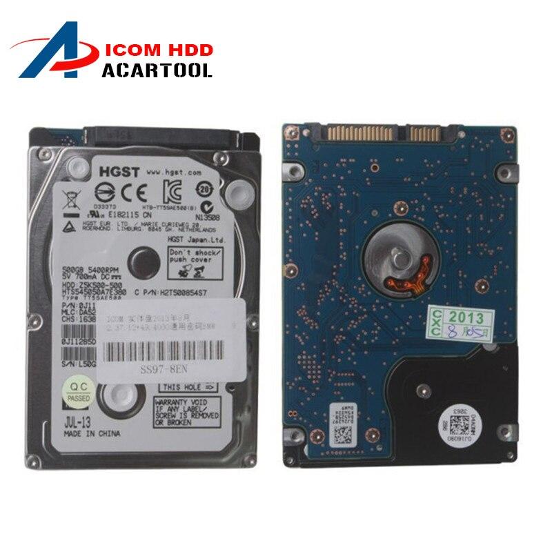 Цена за 2017.07 последняя версия ICOM A2 HDD программное обеспечение для BMW A2 HDD программное обеспечение для ICOM A2 инструмент диагностики авто продвижение DHL Бесплатная доставка