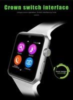 2017 New DM09 Bluetooth Smart Watch 2 5D ARC HD Screen Support SIM Card Wearable Devices