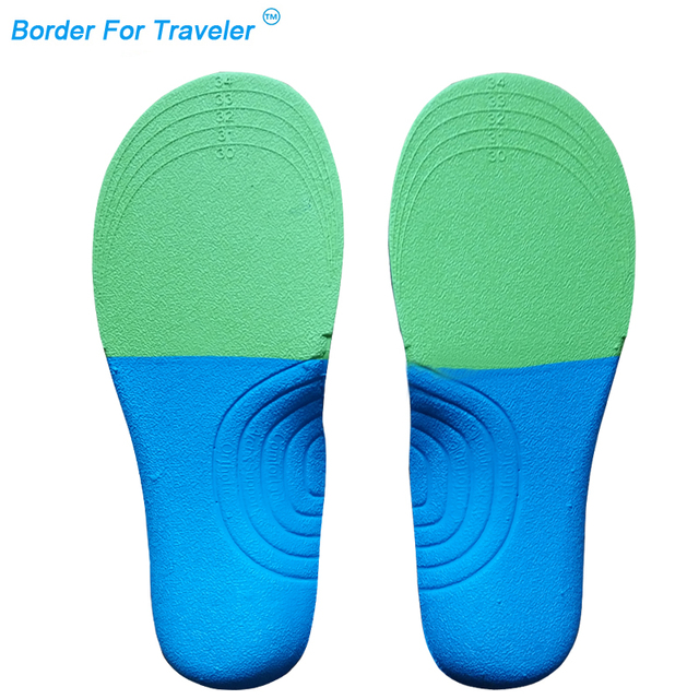a5340bd5df Kids Child orthopedic insole orthotic shoes pad flat foot correction arch  Pads arch support insoles children feet care correct