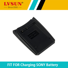 LVSUN NP-BN1 NP BN1 Rechargeable Battery Adapter Plate Case For SONY DSC TX9 T99 WX5 TX7 TX5 W390 W380 W350 W320 Battery Charger