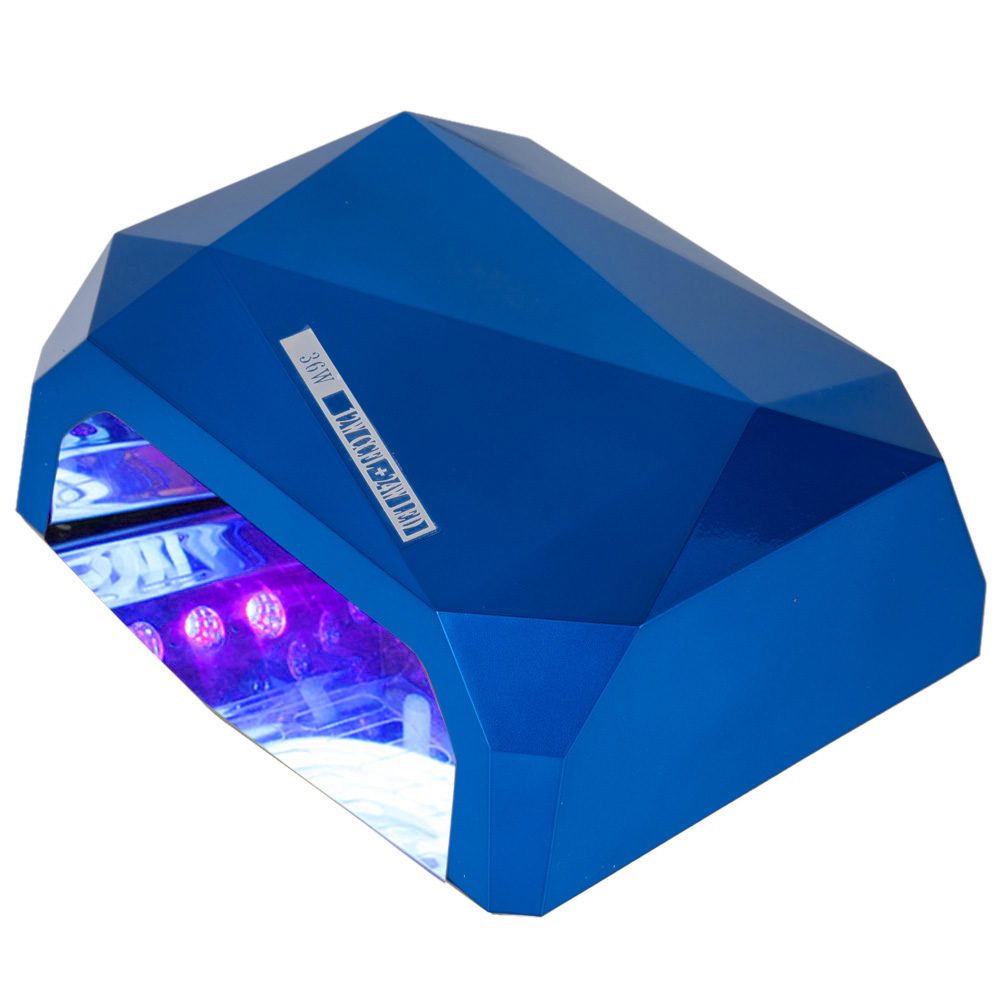 36W LED Nail Lamp Nail Dryer Gel Polish Curing Light Home Use Gel Nail Polish Dryer For UV Gel Nail Polish nail dryer