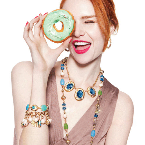 Novi Dolazak Nakit Shiny Gem Stone Visokokvalitetne narukvice u boji - Modni nakit - Foto 2