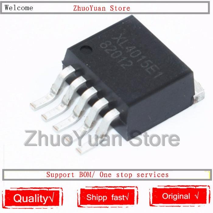 1PCS/lot New Original XL4015E1 XL4015 TO-263 IC Chip