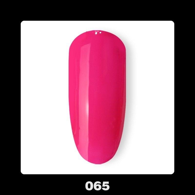 Μοντέρνο 1pc απορροφούν Rose Rose Pink Χρώμα - Τέχνη νυχιών - Φωτογραφία 4
