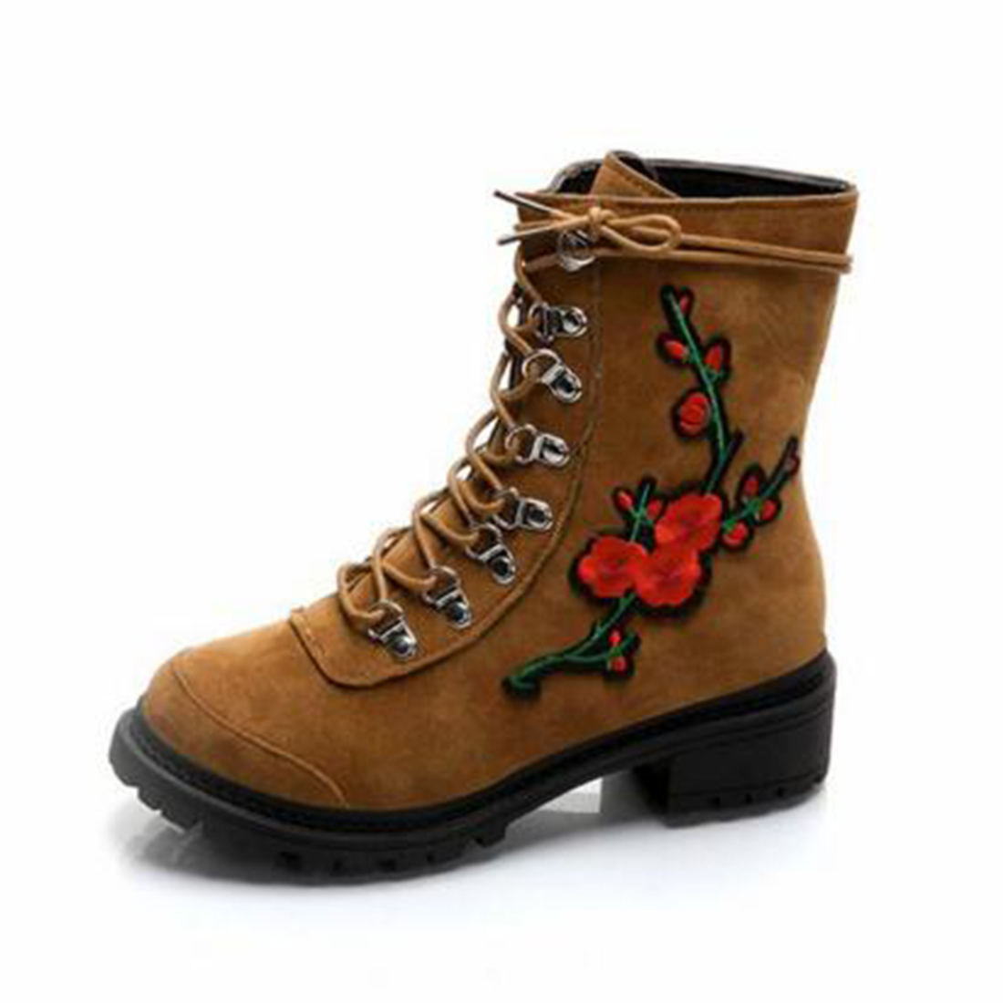 Вышивка цветы туфли